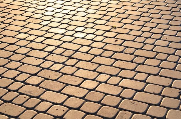 Kopfsteinpflaster textur