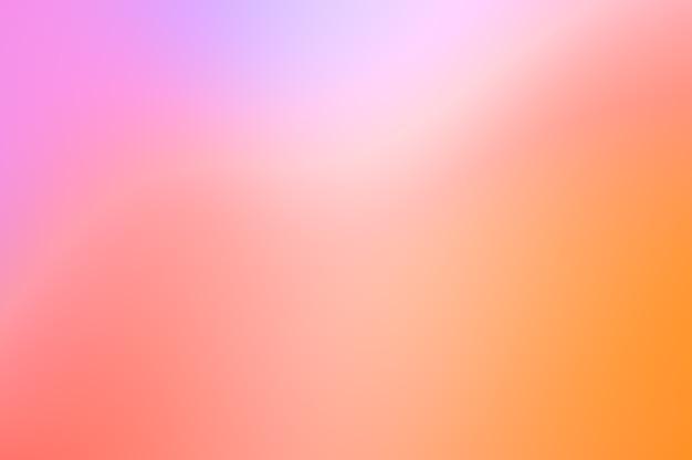 Kopieren sie raum abstrakte unschärfe pastellviolett mit orangefarbenem texturhintergrund