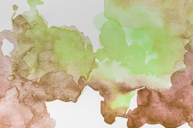 Kopieren sie raum aquarell tapete