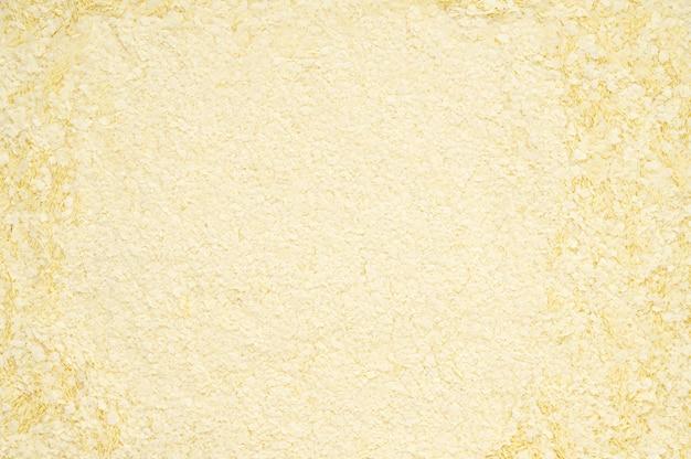 Kopieren sie raum kartoffelflocken textur hintergrund
