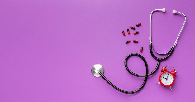 Kopierraum-stethoskop