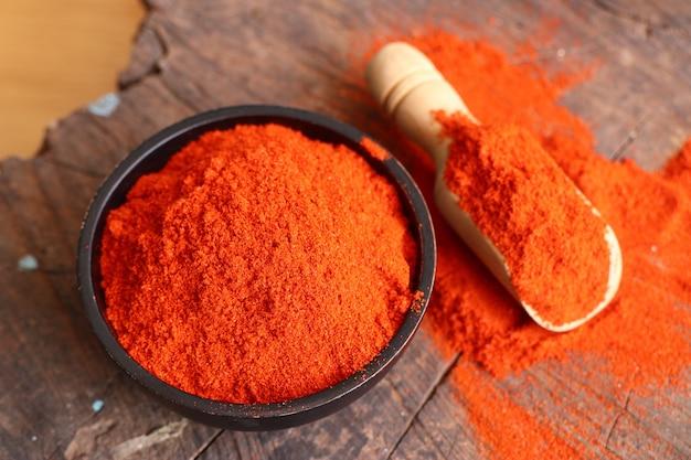 Koreanisches rotes chilipulver