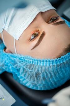 Korrektur der lasersicht. behandlung von glaukom. medizintechnik für die augenchirurgie. korrektur der lasersicht. behandlung von glaukom. medizintechnik für die augenchirurgie.