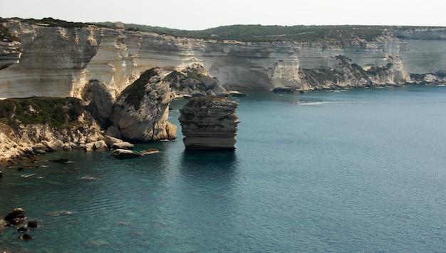 Korsika, in der nähe von bonifaccio