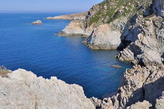 Korsika küste - revellata