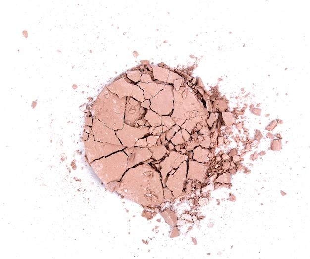 Kosmetik auf weißer oberfläche