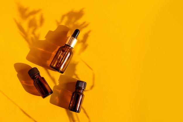 Kosmetikflaschen aus glas