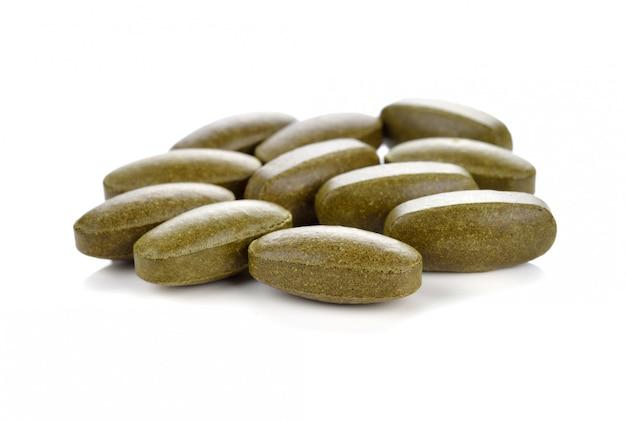 Kräuterdroge eine alternative medizin.