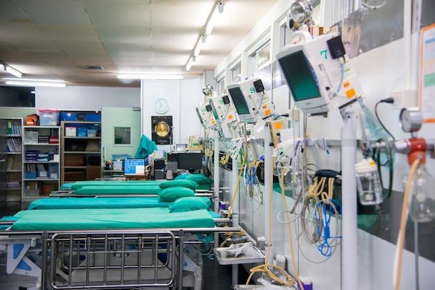 Krankenhaus brennholz zimmer