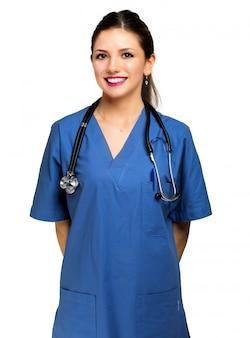 Krankenschwester porträt