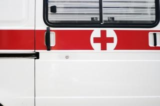 Krankenwagen nahaufnahme