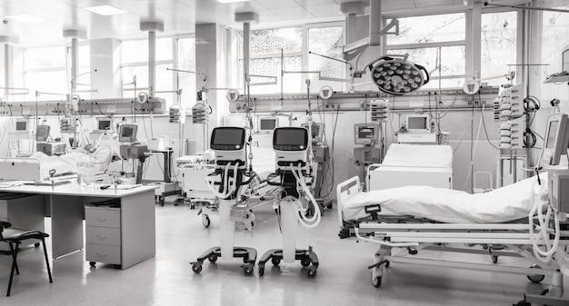 Krankenwagenstation in kiew