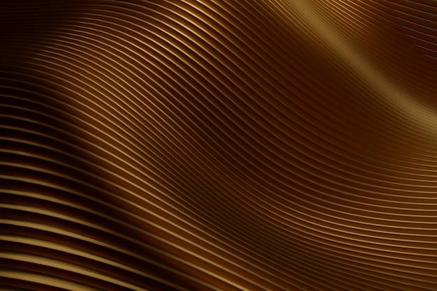 Kreative abstrakte goldene textur