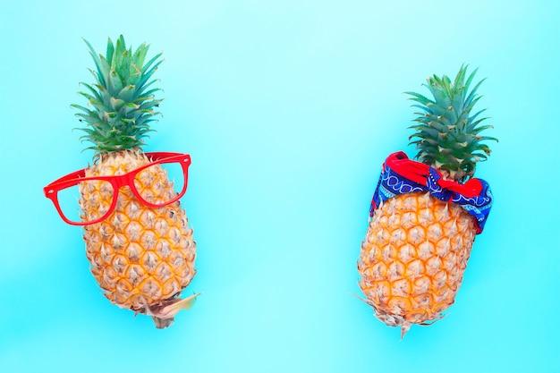 Kreative modeananas für sommerferien