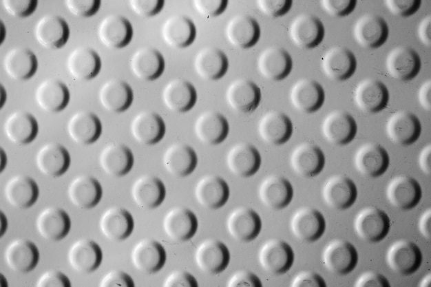 Kreisbeschaffenheit und -hintergrund der metallplatte silberne farb