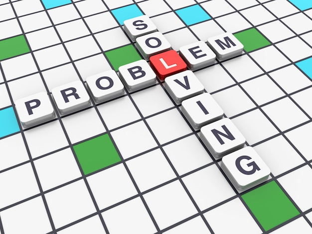 Kreuzworträtsel problemlösung