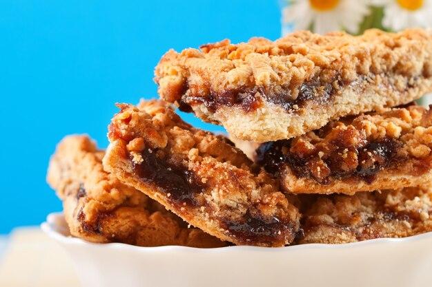 Krümelige kekse
