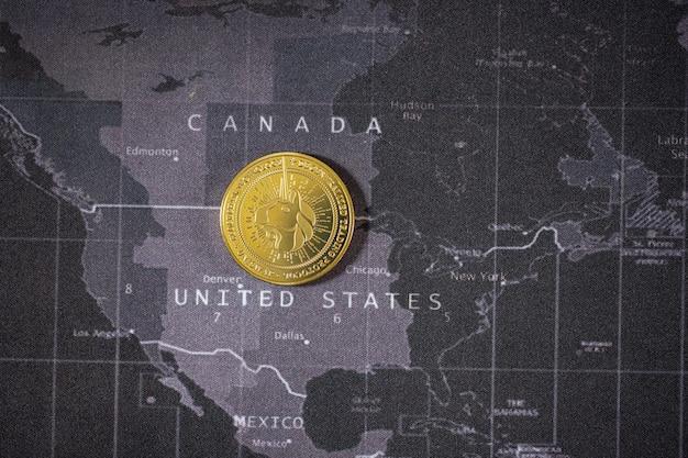Kryptowährung bitcoin die wachstumsrate der goldmünze ist die währung, um alles in der welt zu bezahlen