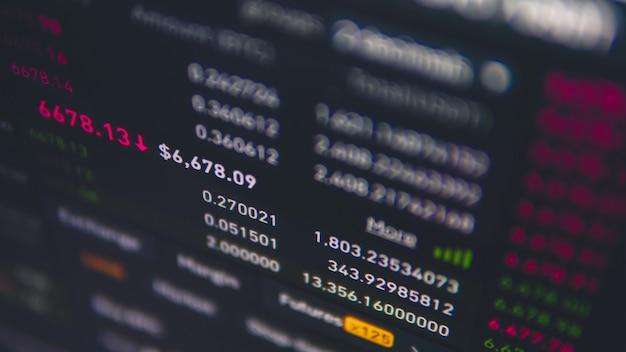 Kryptowährungsbörse