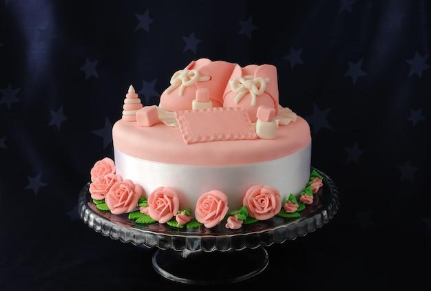 Kuchen für marzipan