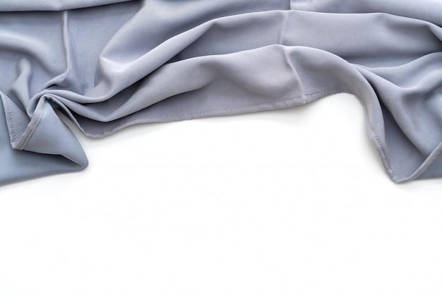 Küchentuch (serviette) isoliert auf weiss Premium Fotos