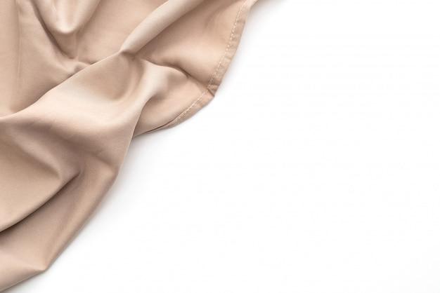 Küchentuch (serviette) lokalisiert auf weiß
