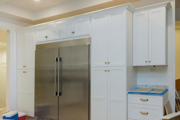 Küchenumbau schöne küchenmöbel der installation