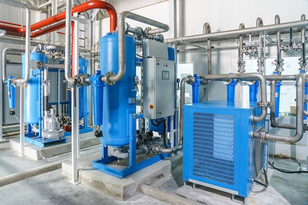 Kühllufttrockner ultrafilter für kompressorluft