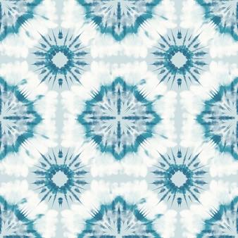 Künstlerische stoff-krawatten-farbstoff-streifenmuster-tinten-hintergrund-böhmische spirale