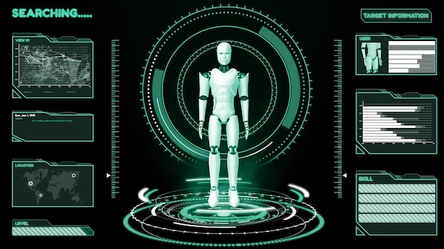 Künstliche intelligenz cgi big data analyse und programmierung