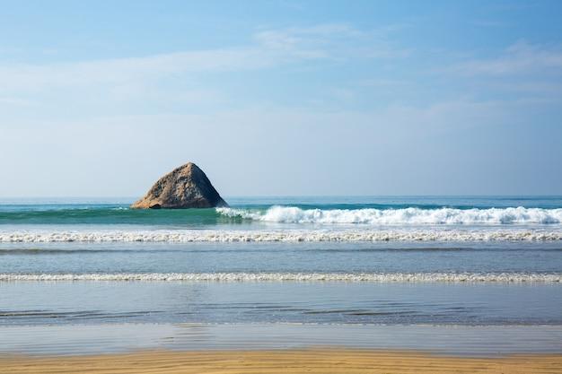 Küste des indischen ozeans
