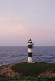 Küstenleuchtturm