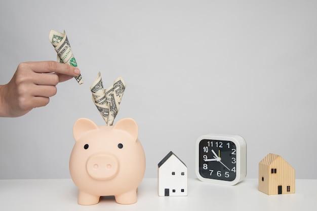 Kumulierte einsparungen für zukünftige investitionen