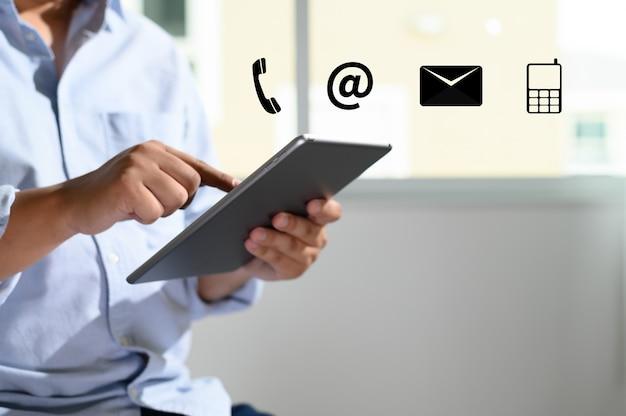 Kundendienst-hotline