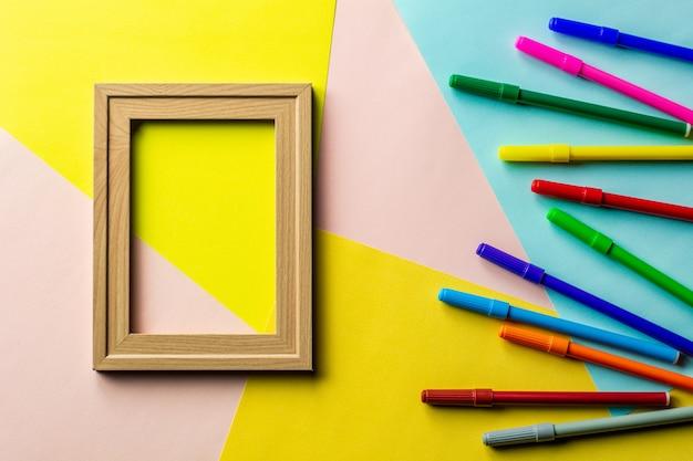Kunst und lernkonzept.