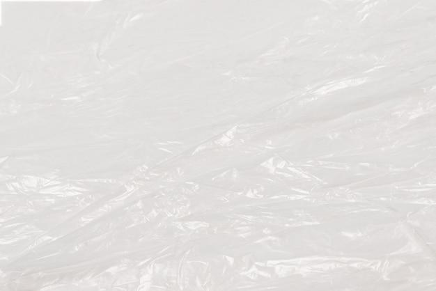 Kunststoff mit weißem hintergrund. draufsicht. speicherplatz kopieren.