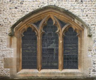 Kunstvollen kirchenfenster