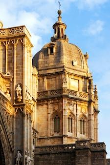 Kuppel der kathedrale von toledo
