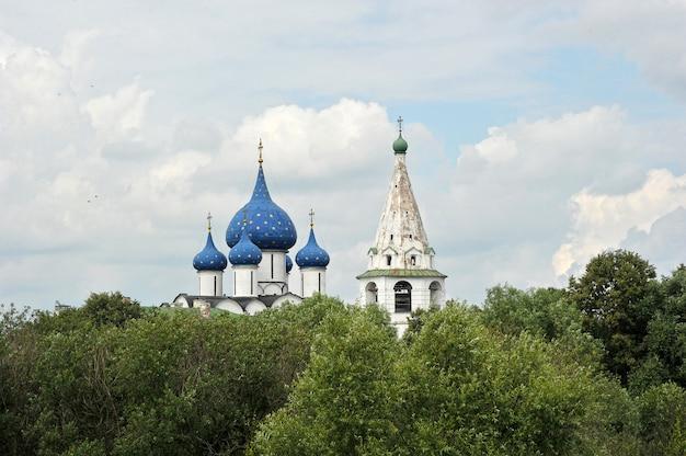 Kuppel einer alten kirche