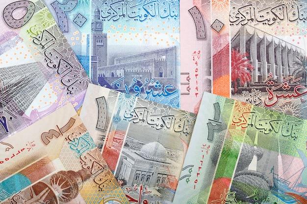 Kuwaitischer dinar