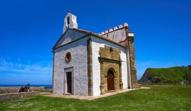 La guia-einsiedlerei ribadesella ermita asturias spanien