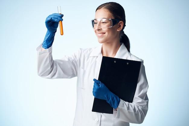 Laborassistentin forschungstechnik experimentierfachfrau