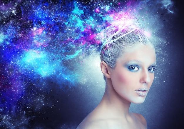 Lady universum