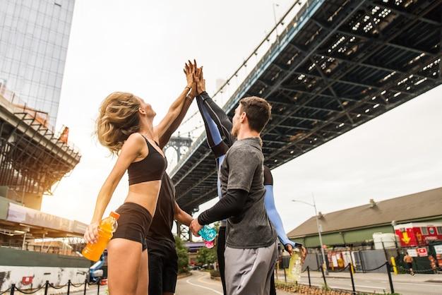 Läufertraining in new york