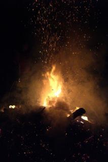 Lagerfeuer, kochen