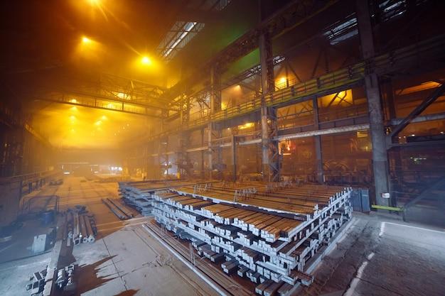 Lagermetallrohling. galvanikanlage für das metall.
