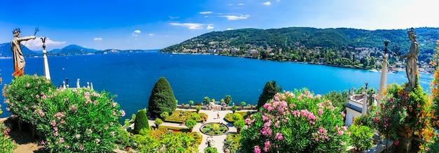 Lago maggiore, schöner see in norditalien