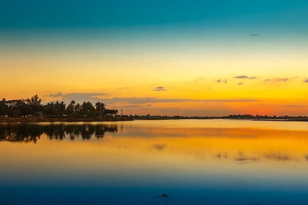 Lagunen abend anzeigen