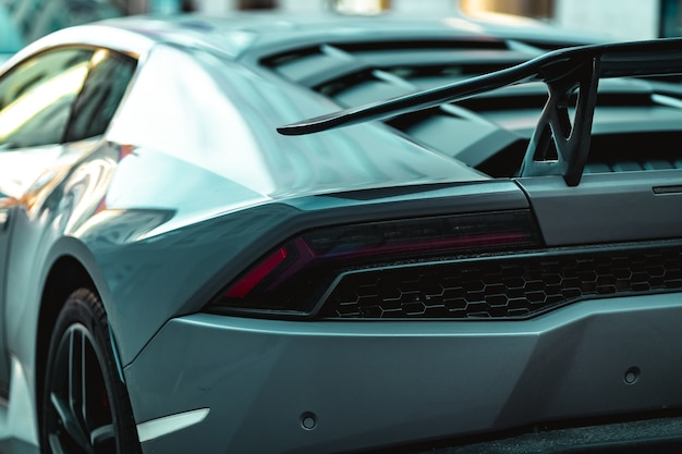 Lamborghini nahaufnahme