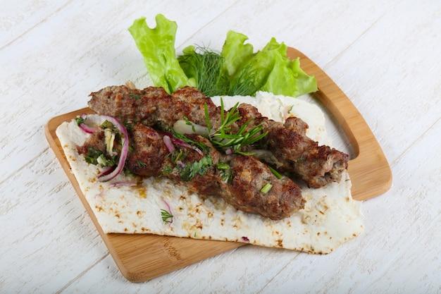Lamm kebab